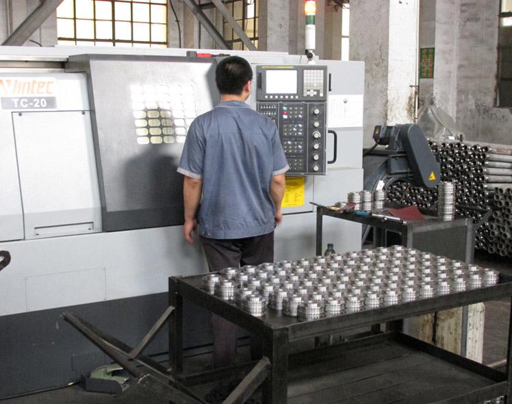 台湾产数控斜身车床